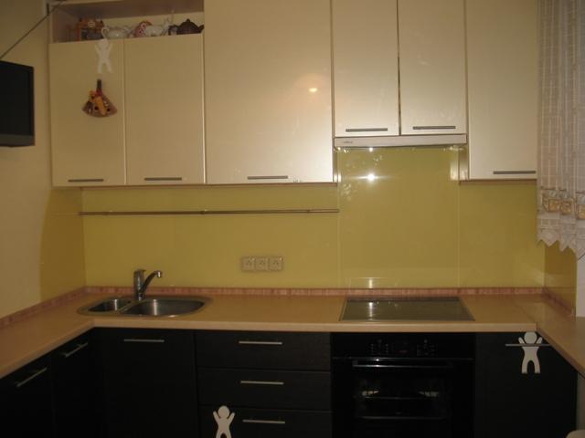Кухонный фартук из стекла  - фото 3