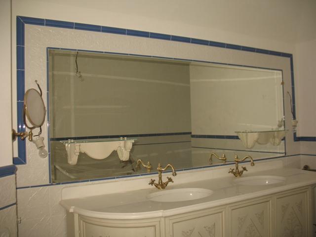 Зеркало в ванную комнату - фото 2