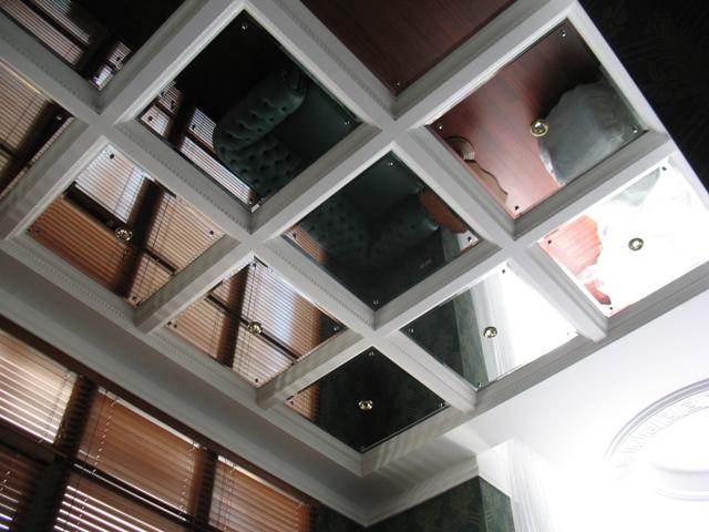 Зеркальный потолок - фото 2