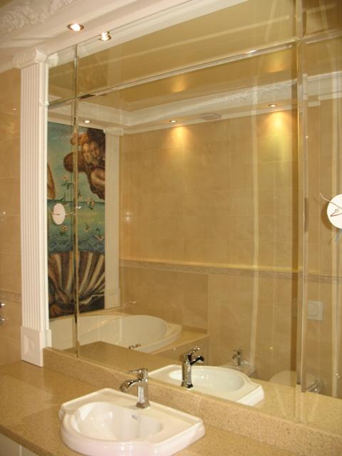 Зеркало для ванной комнаты - фото 1