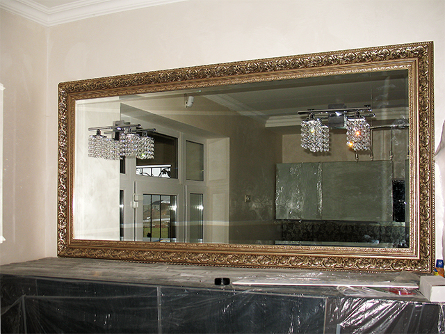 настенные зеркала фото