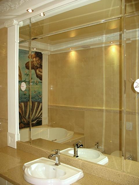 зеркало в ванную в Киеве