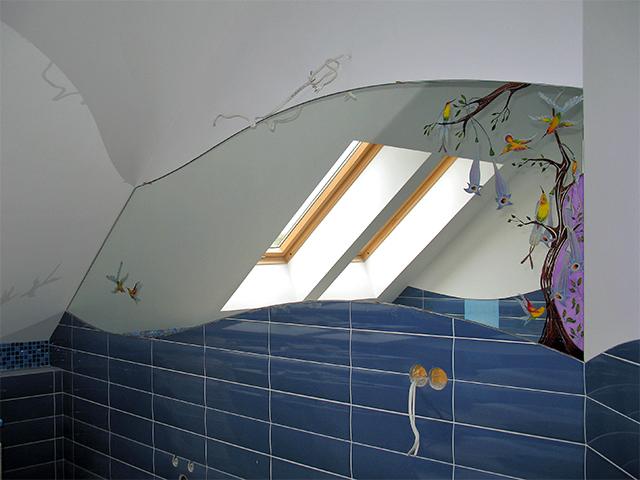 зеркало в ванную Киев