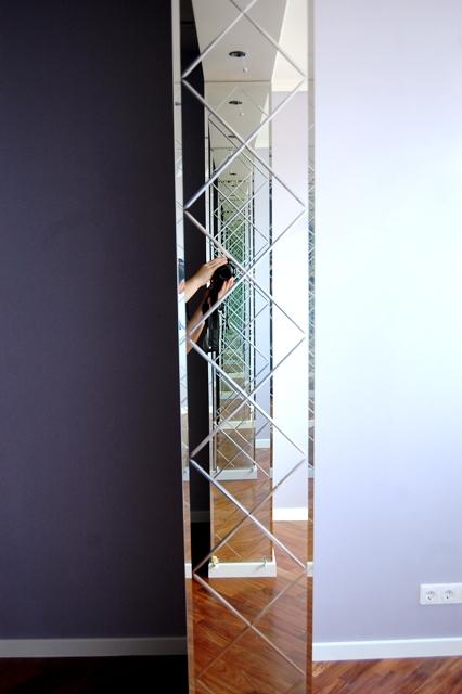 бесконечные отражения в зеркалах